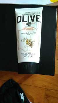 KORRES - Pure greek olive - Lait corporel miel