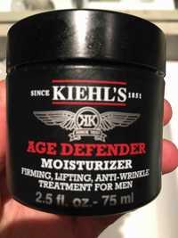 Kiehl's - Age defender moisturizer
