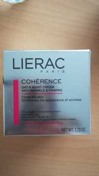 Liérac - Cohérence - Day and night cream