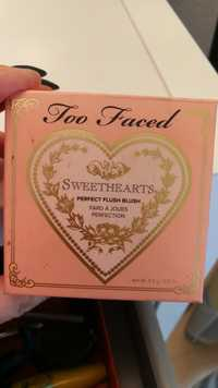 TOO FACED - Sweethearts - Perfect flush blush