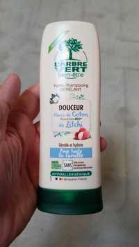 L'ARBRE VERT - Après-shampooing démêlant douceur