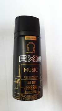 AXE - Music - Déodorant fresh & body spray