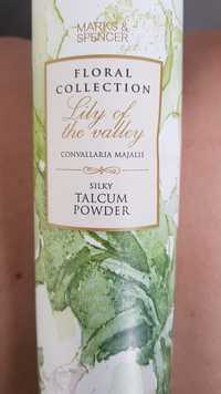 MARKS & SPENCER - Lily of the valley - Silky talcum powder
