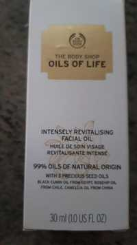 THE BODY SHOP - Oils of life - Intensely revitalising facial oil