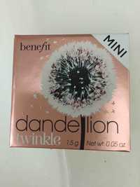 BENEFIT - Dandelion twinkle