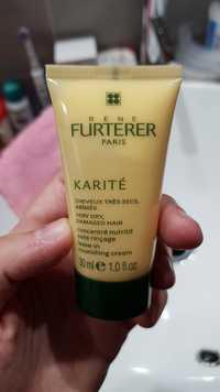 RENÉ FURTERER - Karité cheveux très secs, abîmés