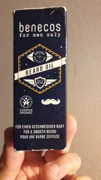 Benecos - For men only - Beard oil