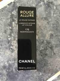 Chanel - Rouge allure 176 indépendante
