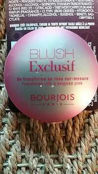 Bourjois - Blush exclusif