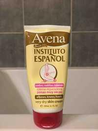 INSTITUTO ESPANOL - Crema reparadora zonas muy secas