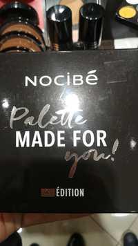 NOCIBÉ - Palette made for you ! - Palette de maquillage