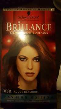 Schwarzkopf - Brillance - Crème colorante intensive 858 rouge glamour