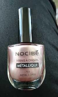 NOCIBÉ - Métallique - Vernis à ongles 755 Métal coper