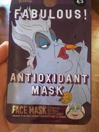 DISNEY - Fabulous - Antioxidant face mask