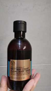 THE BODY SHOP - Brittany coast - Gel bain & douche revitalisant