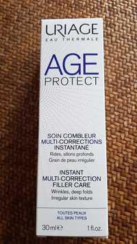 URIAGE - Age protect - Soin combleur multi-corrections instantané