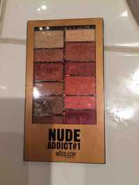 Miss cop - Nude addict 1 - Palette de maquillage