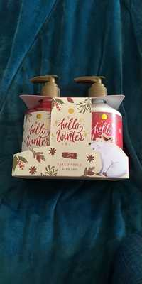 Accentra - Hello winter - Baked apple bath set