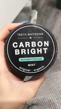 Carbon Bright - Teeth whitening