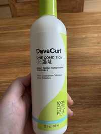 DEVACURL - One condition original - Soin quotidien crémeux pour boucles