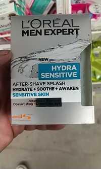 L'ORÉAL - Men expert - After-shave splash