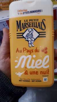 LE PETIT MARSEILLAIS - Au pays du miel & une nuit - Gel douche hydratant