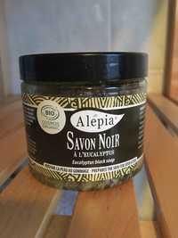 Alepia - Savon noir à l'eucalyptus