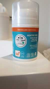 MLLE AGATHE - Agathe sun - Soin solaire très haute protection SPF 50+