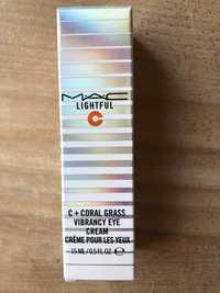 Mac - C + Coral Grass - Crème pour les yeux