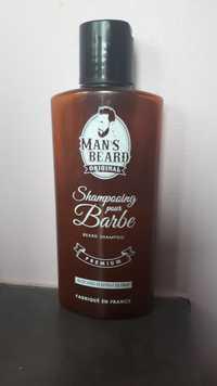 Man's Beard - Shampooing pour barbe