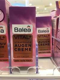 Balea - Vital+ - Straffende augen creme