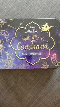 Disney - Aladdin your wish is my command - Magic eyeshadow palette