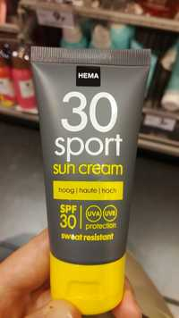 Hema - 30 Sport - Sun cream