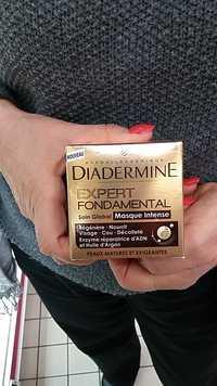 DIADERMINE - Hypoallergénique Expert fondamental Soin Global Masque Intense