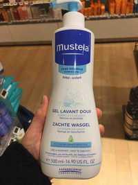 Mustela - Gel lavant doux corps et cheveux bébé