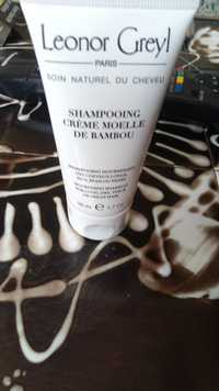 LEONOR GREYL - Shampooing crème moelle de bambou