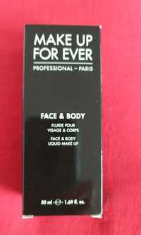 Make up for ever - Face & body - Fluide pour visage & corps