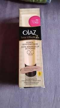 OLAZ - Total Effects 7 - Soin minimiseur de pores CC cream