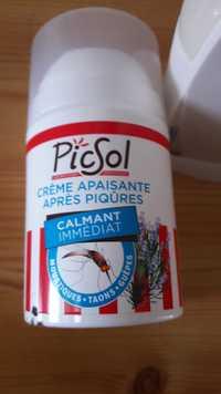 PicSol - Crème apaisante après piqûres - Calmant immédiat
