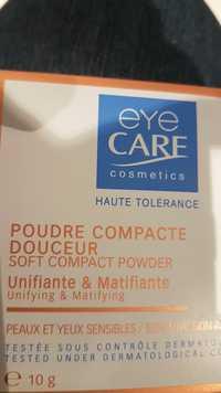 EYE CARE - Haute tolérance - Poudre compacte douceur