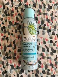 Balea - Wasser spray cocos