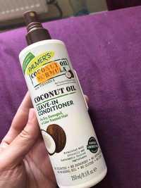 PALMER'S - Coconut oil - Leave in conditioner
