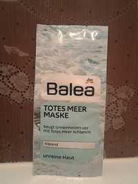 Dm - Balea - Totes meer maske