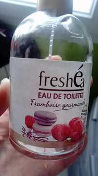 Freshéa - Eau de toilette framboise gourmande