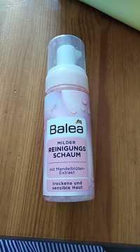 Balea - Milder reinigungs schaum mit mandelblüten extrakt