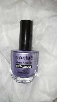 Nocibé - Métallique - Vernis à ongles 770 metal nickel
