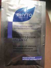 PHYTO - Phytosquam intense - Shampooing-soin antipelliculaire intensif