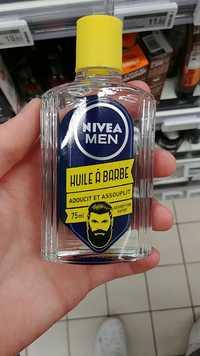 Nivea - Men - Huile à barbe
