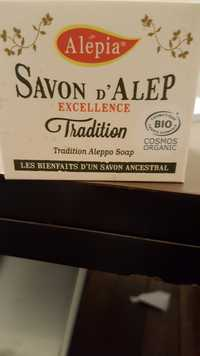 Alepia - Savon d'alep bio excellence tradition