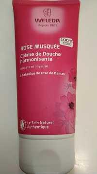 Weleda - Rose musquée - Crème de douche harmonisante